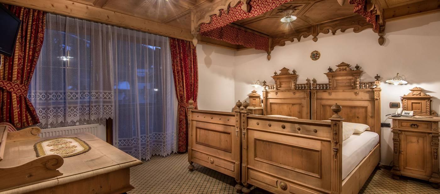 Camere per voi in Alto Adige: Hotel Posta Pederoa